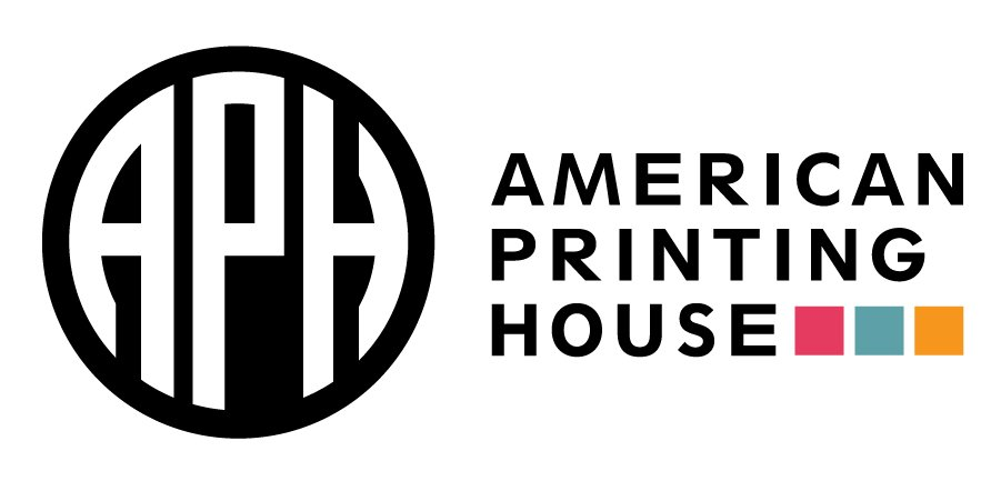 Logo for American Printing House